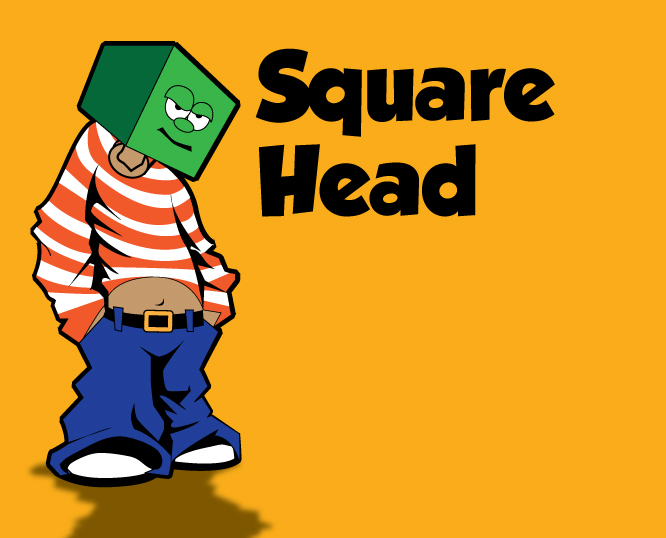 Square Head Stem Play
